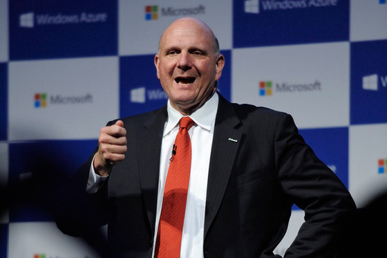 Ballmer on MSFT: Planning Major Restructuring Of Company