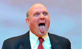 Ballmer admits defeat in mobile and phones