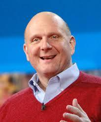 Microsoft's Steve Ballmer Leads Bill Gates In Shares Held In Company