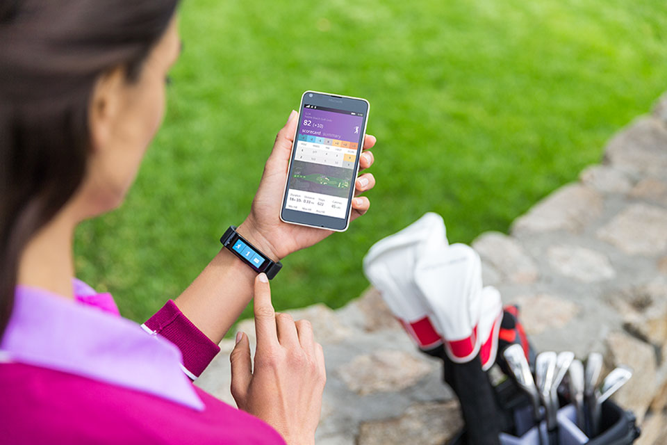 Microsoft Band Receives Golf Update Via TaylorMade Deal