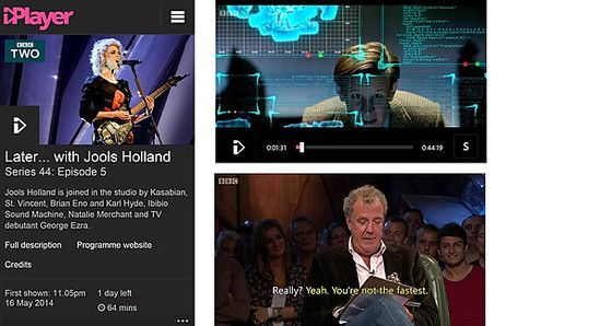 BBC iPlayer Gets Major Updates For Windows Phone 8 Devices
