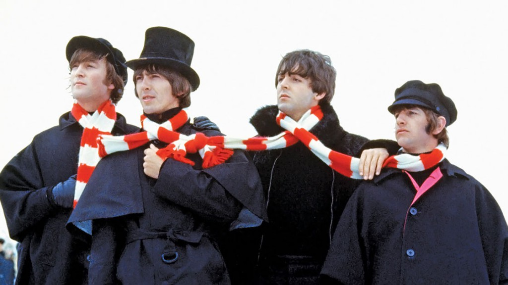 Microsoft Makes 17 Beatles Available To Stream On