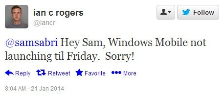 Beats Ian C Rogers Confirms Beats Music Coming Friday For Windows Phone