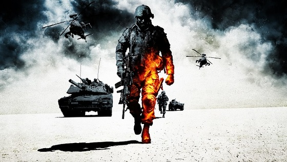 Microsoft Gives Battlefield II: Bad Company 2 In October