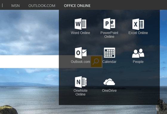 Microsoft Gives Bing Office Online Update On Bing Homepage