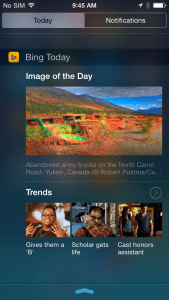 Microsoft Brings Bing Image Of The Day To iPhone Users