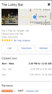 Microsoft's Bing Shows Local Listings With Yelp and Social Media Integration