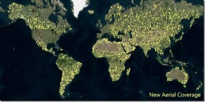 Bing Maps Gets 315 Terabytes Of New Maps