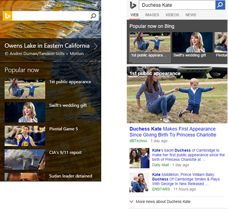 Bing News Experience On Mobile Devices Gets Major Update