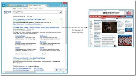 Bing Rolls Out Pre-Rendered Pages With IE 11