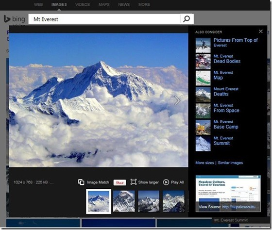 Microsoft Updates Bing Image Search Results For Users