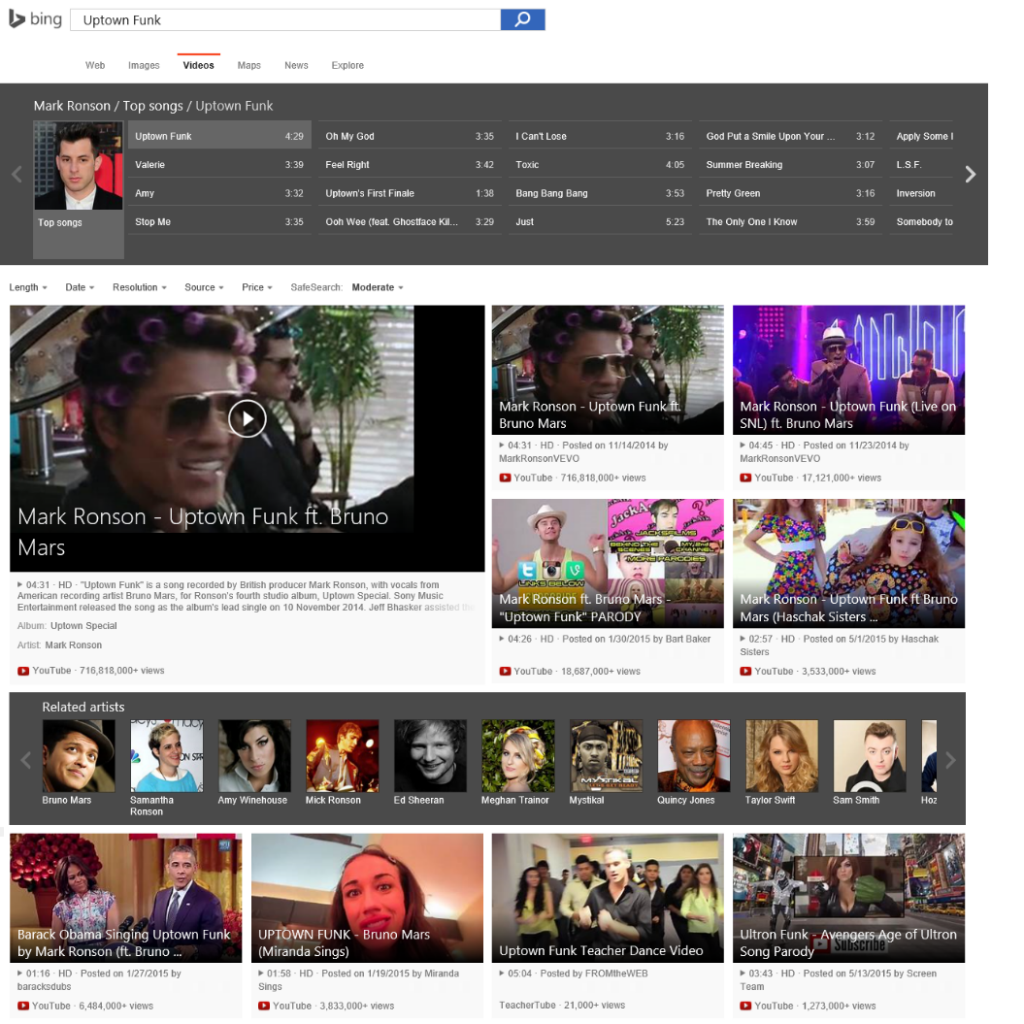 Microsoft Transforms Bing Video With Better Search Results