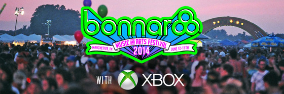Music And Arts Fans Can Enjoy Bonnaroo On Their Xbox's In 2014