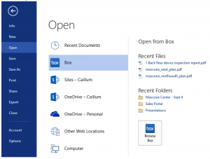 Box Joins Up With Office 365