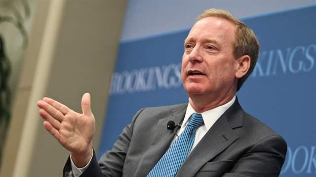 Microsoft's Brad Smith Announces Billion Dollar Investment For Non-Profits and Universities