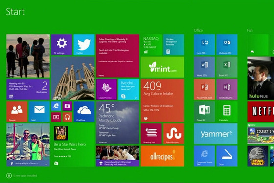 Microsoft Shows Off Windows 8.1 Update For The First Time At Build