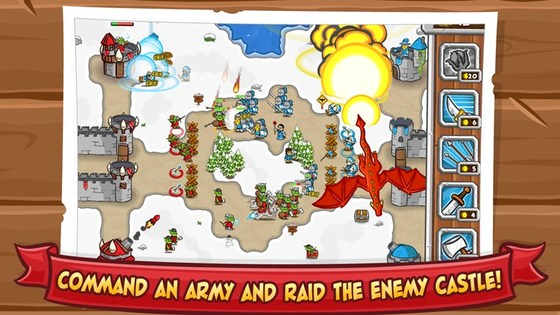Microsoft Gives Away Castle Raid 2 For Free In Red Stripe Deals