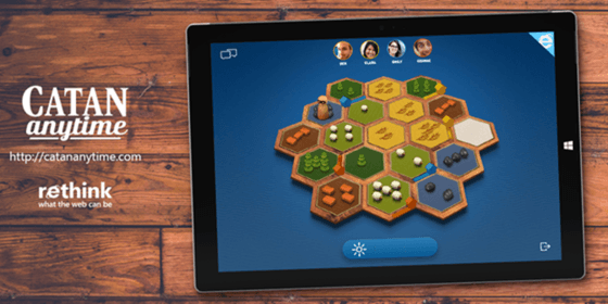 Microsoft Releases Beta Of Settlers Of Catan On Web