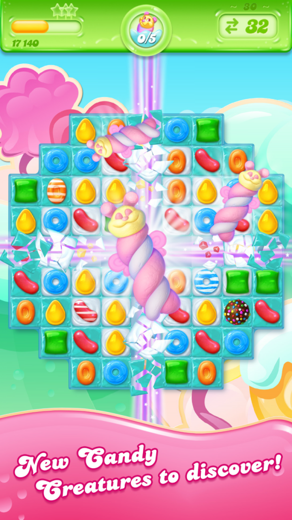 Microsoft Gets Candy Crush Jelly Sage On Windows 10