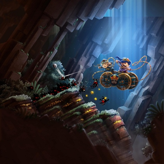 Microsoft Highlights Chariot As XBox One Free Game With Gold