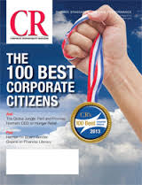 Microsoft Featured As One Of The Top Corporate Citizens