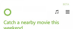Movie Recommendations Come To Cortana