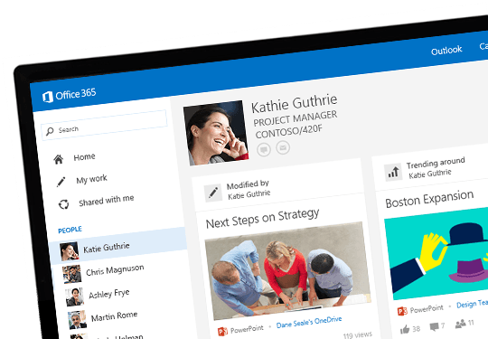 Microsoft's Delve For Office 365 Brings Visual Search and Tools To Enterprise Customers