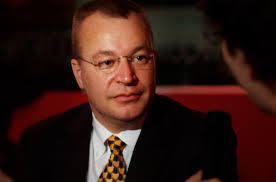 Microsoft Names Stephen Elop To Devices And Services Executive Role