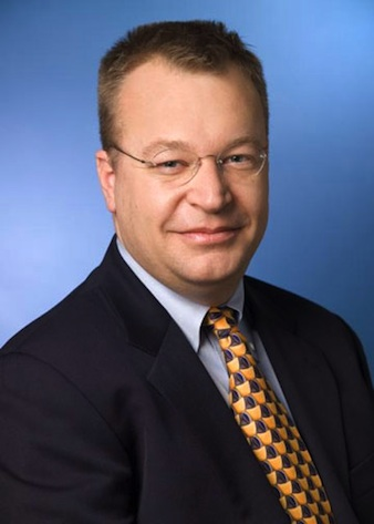 Microsoft zSees Stephen Elop Leave In Executive Leadership Changes