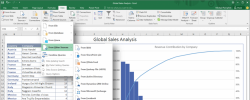 Excel 2016 To Include New Business Analytics Tools