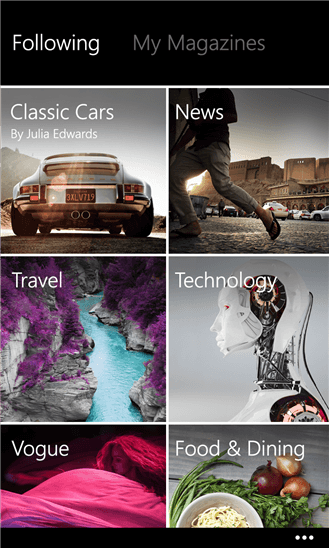 Flipboard Joins Windows Phone App Store