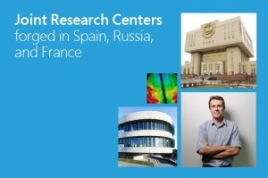 Microsoft Building Research Centers In Russia, Spain and France