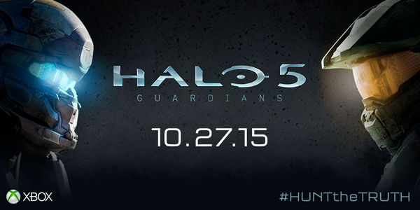 Microsoft Gives Release Date For Halo 5