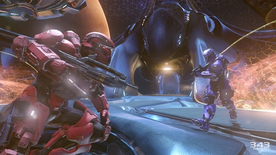 Microsoft Launches Halo 5 Beta On Xbox One