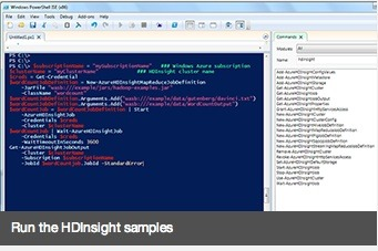 Manage Large Data In The Cloud With Microsoft HD Azure HDInsight