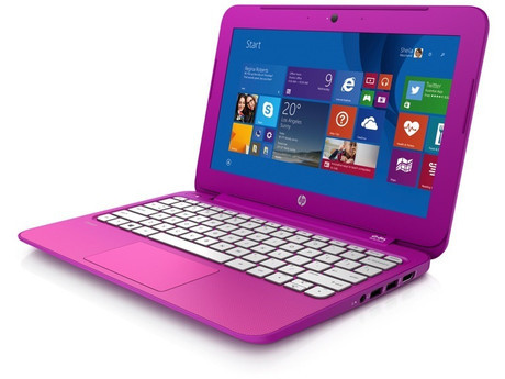 Microsoft and HP Debut HP Stream 11 For Users