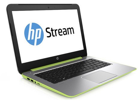 Microsoft and HP Debut HP Stream 14 For Users