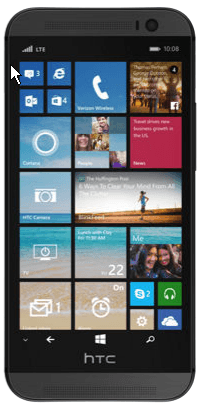 HTC and Microsoft Announce HTC One M8 Windows Phone