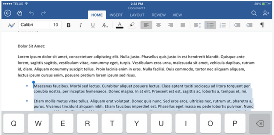 Microsoft Announces 27 Million Downloads Of Office For iPad