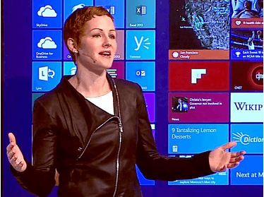 Microsoft's Julia White Tells TechEd Conference About Office For iPad Success