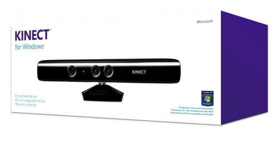 Microsoft Released Version 1 Of Kinect For Windows Earlier For Developers