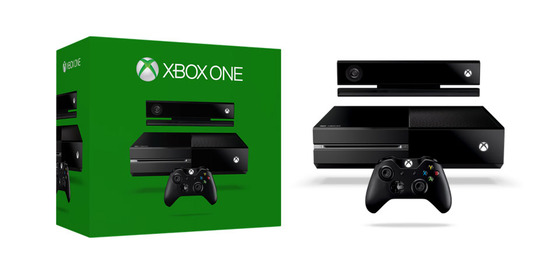 Microsoft's Xbox One Available With Or Without Kinect Sensort