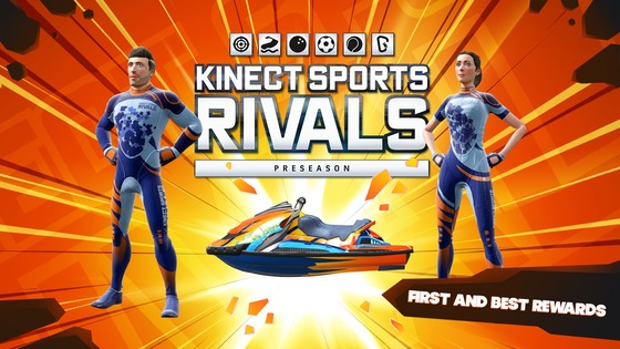 Microsoft's Kinect Sports Rivals Shows Off Fun Gameplay Of Xbox One