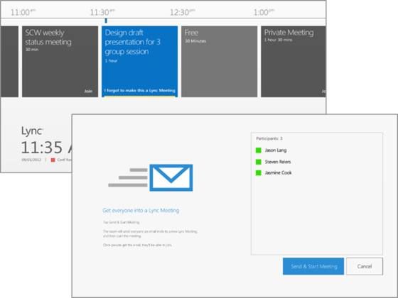 Microsoft Updates and Refreshes The Admin Portal For Lync Room System For IT Pros