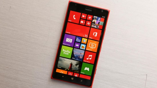 Microsoft's Lumia 1520 Getting Competition Later This Year