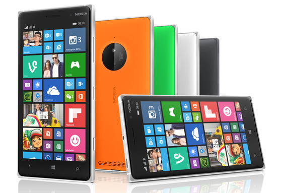 Microsoft Shows Off Lumia Highlights For 2nd Half Of 2014