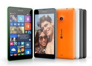 Microsoft Launches Microsoft Lumia 535