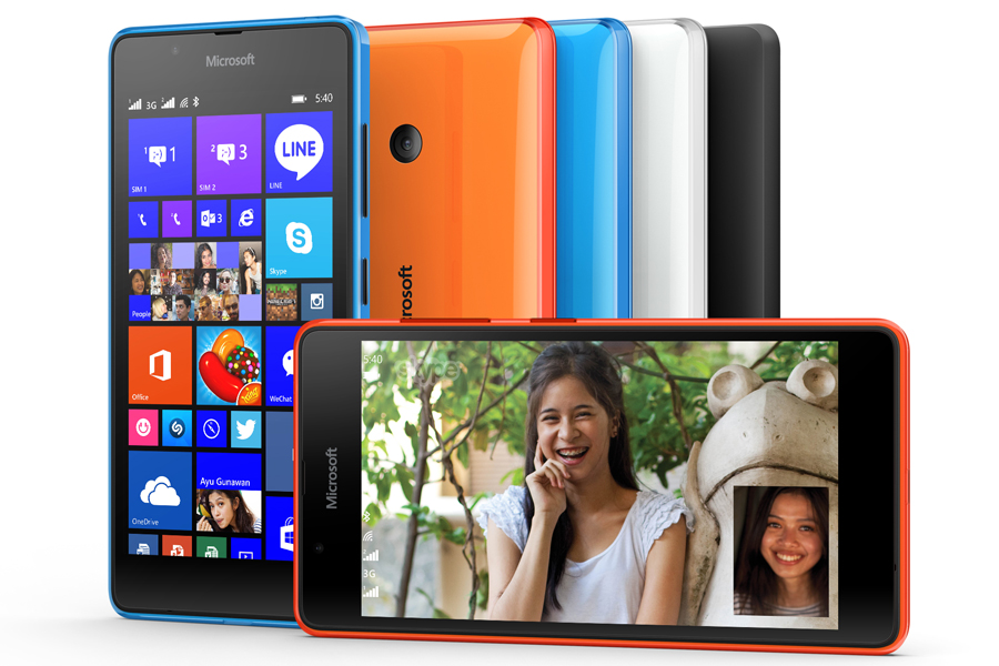 Microsoft Unveils Latest Windows Phone: The Lumia 540