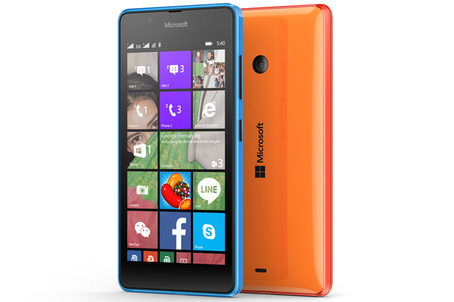 Microsoft Shows Users A Dual SIM Featured Windows Phone