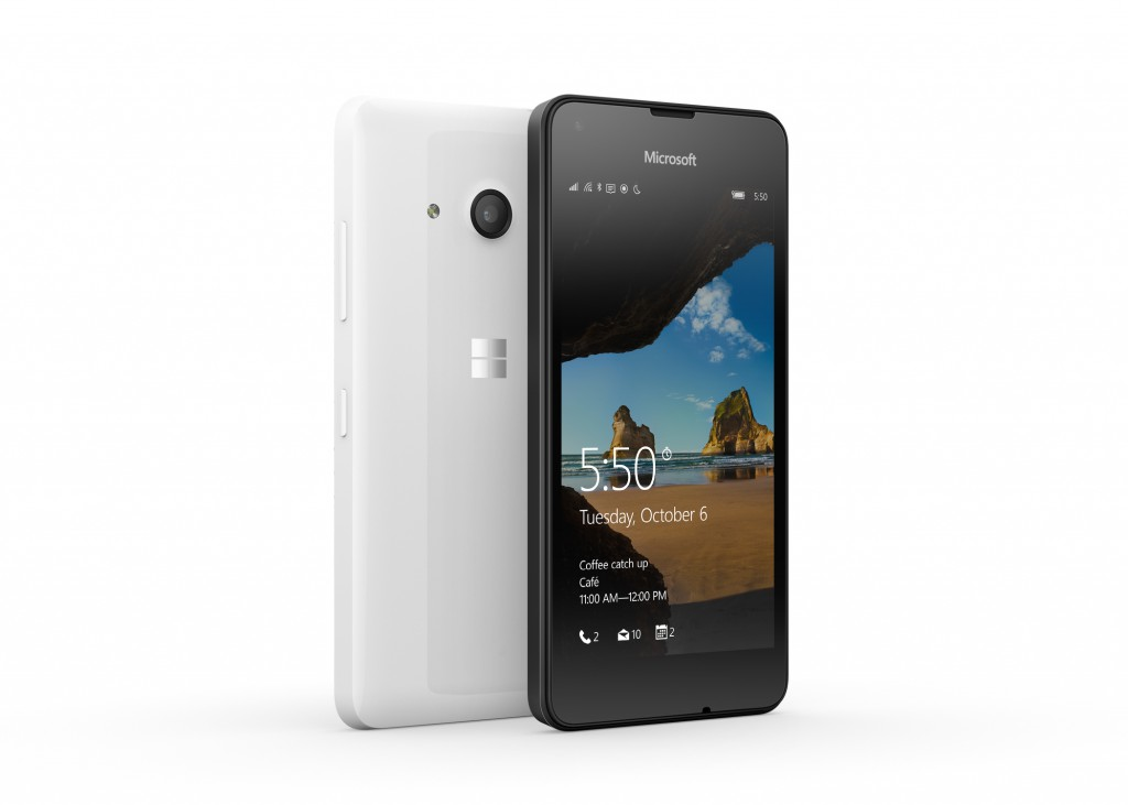 Microsoft Launches Lumia 550 To Europe